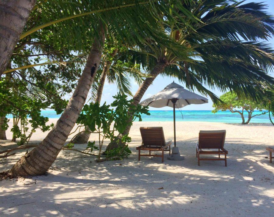 Private beach paradise island lux resort maldives
