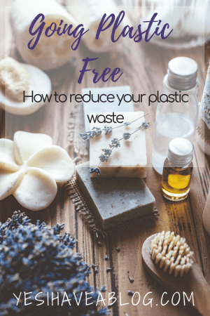 Going Plastic Free - How to Reduce Your Plastic Waste in the Bathroom | Yesihaveablog
