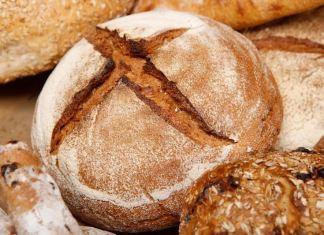 Beslenme Çantasına Organik Ekmek