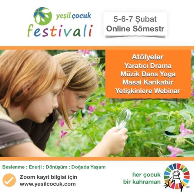 Sömestr Yeşil Çocuk Festivali