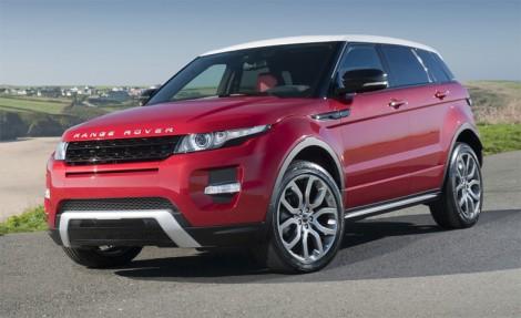 Kadınlara Uygun Otomobil Modelleri Range Rover Evoque