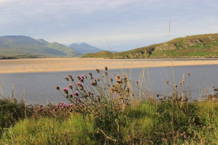 Cape Wrath Trail - Itinerary North to South - day 1-Durness