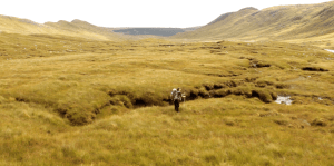 Cape Wrath Trail - Itinerary North to South - Day 5 - Assynt Valley