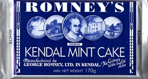 Hiking tips - Kendal Mint Cake