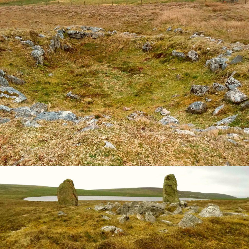 Shetland's Neolithic sites
