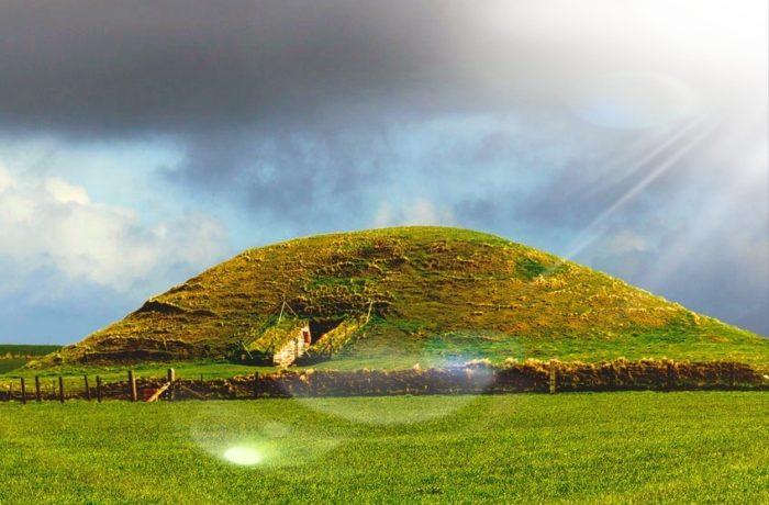 Maeshowe Neolithic chamber