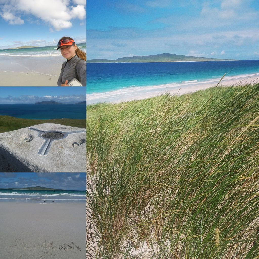 Walking the Timeline of Britain - Berneray Island, Outer Hebrides