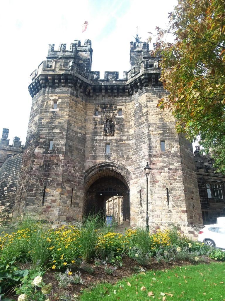Lancaster Norman castle