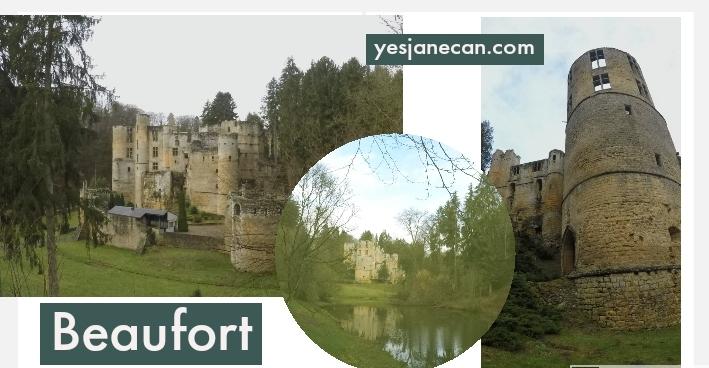Vianden - Luxembourg toursit attractions