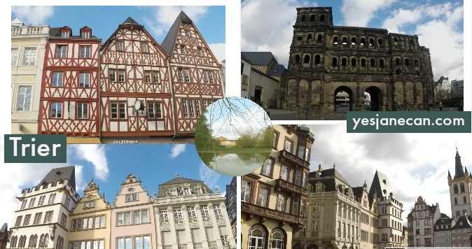 Best tourist sttractions in Luxembourg - except this is Germany!