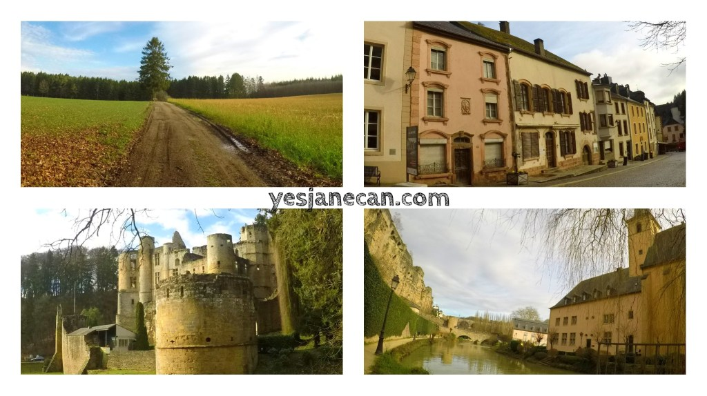 Luxembourg tourist attractions