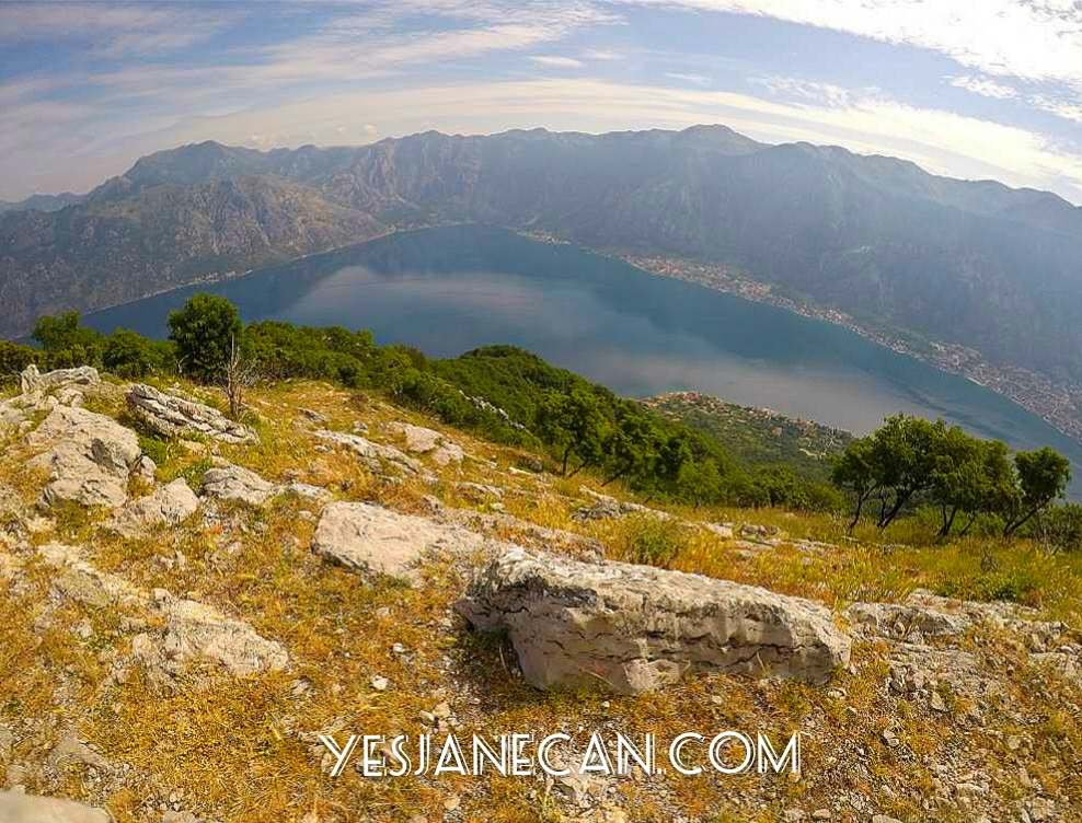 Things to do in Kotor - hiking Kotor to Tivat