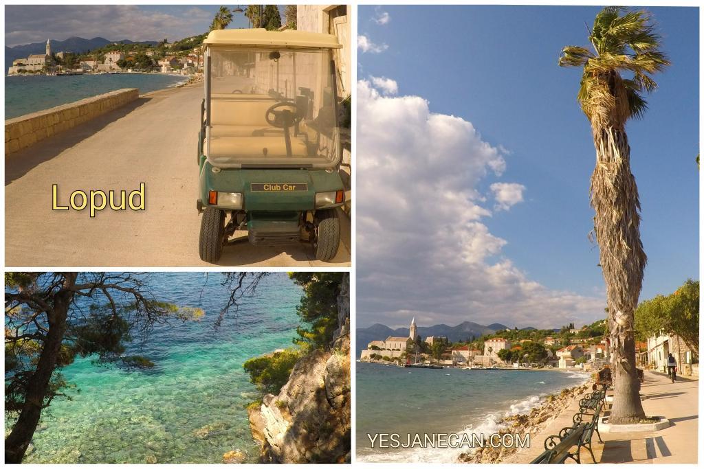 The best islands in Croatia - Lopud