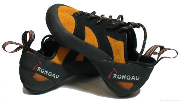 Rock Climbing Shoes Evolve