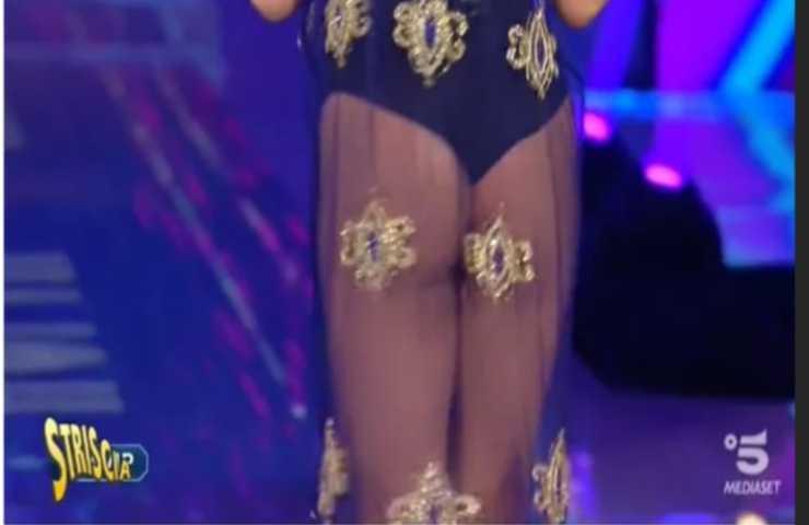 Il vestito di Selvaggia Roma