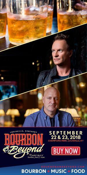 Bourbon and Beyond, Sting