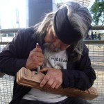 Restorative Justice at Work: How This Indigenous Wood Carver Is Finding Peace After a Seattle Officer Killed His Brother