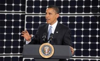 President Obama. By Brian Ybarbo.