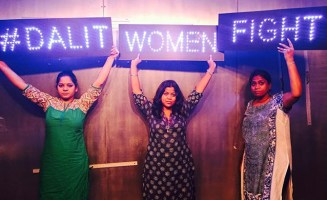 Dalit Women Fight photo by Thenmozhi Soundararajan