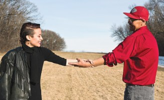 Lakota Women Self Defense Class