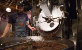 Stumptown Coffee photo by Alex Garland