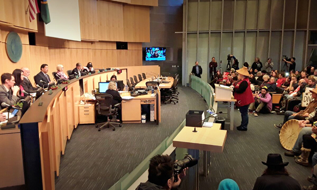 Seattle Divests From Wells Fargo