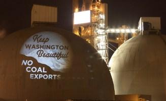 Keep Washington Beautiful - No Coal Exports