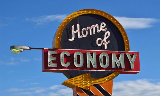 Home of Economy photo by Jasperdo