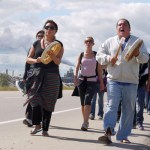 A Healing Walk through Canada's Tar Sands Dystopia