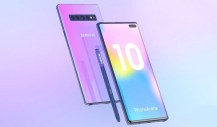 Galaxy Note 10 Flagship Without A Super Camera?
