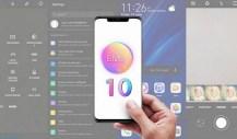 EMUI 10 Huawei Presents In Early August