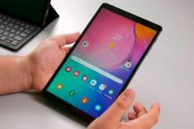 Samsung patented a tablet with a built-in stand