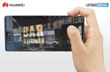 Huawei Mate 40 series may feature a new Side-Touch camera interface