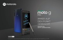 Moto G Pro launched in Germany; actually a rebadged Moto G Stylus