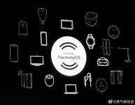 "Huawei's ""Powered by HarmonyOS"" logo leaked"
