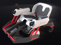 Ninebot Self-balancing Scooter Mecha Kit M1 launched for 1399 yuan ($208)