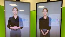Samsung showcases its NEON artificial humans' role in banking in the future
