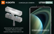Xiaomi patents a pop-up camera module with reflective mirror
