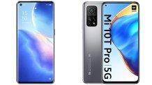 OPPO Reno5 Pro 5G vs Xiaomi Mi 10T Pro: Specs Comparison