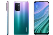 Oppo A54 launched in Indonesia, with Helio P35 chip and 18W fast charging
