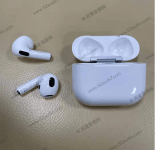 Leaked photos of the Apple AirPods 3 reveal absence of interchangeable ear tips