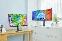 Samsung unveils new range of high-resolution monitors