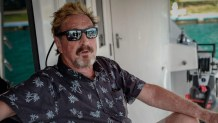 John McAfee's Death Ignites 'Dead Man's Switch' Theory — Widow Says He 'Was Not Suicidal'