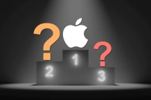Apple still leads the smartwatch market but the battle is on for 2nd place