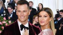 Super Bowl Star Tom Brady, Supermodel Gisele Bundchen Star in $20M Ad Campaign for Crypto Exchange FTX