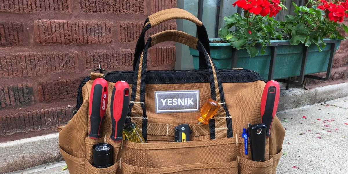 Tool Bag with Yesnik Logo