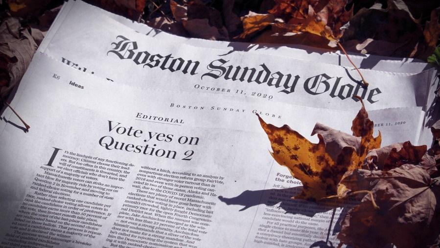 The Boston Globe endorses Yes On 2