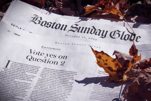 The Boston Globe endorses Yes On 2