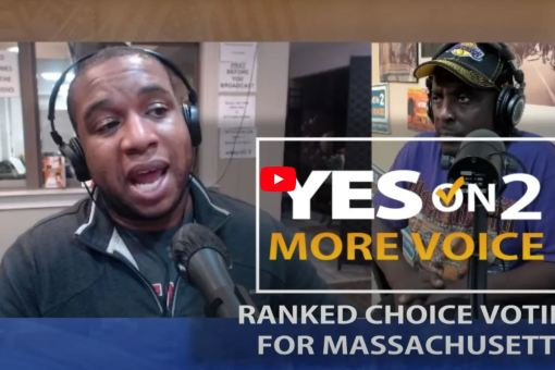 Dunk the Vote endorses Yes on Question 2