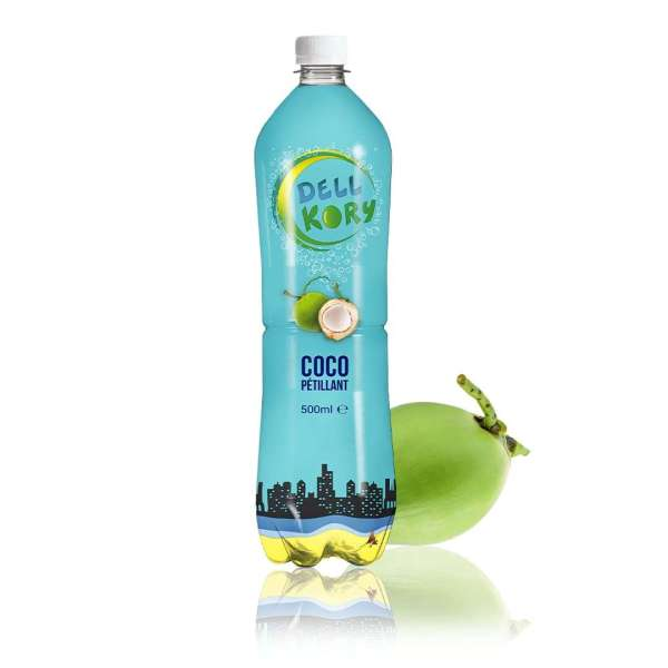 Soda Arôme Coco - Pack de 6*50cl